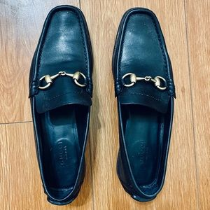 Gucci Loafers in black size 7.5
